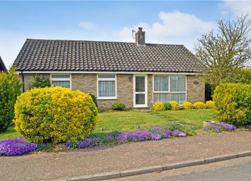 Thumbnail 3 bedroom detached bungalow for sale in Bond Close, Pulham St. Mary, Diss, Norfolk