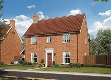 Thumbnail 4 bed detached house for sale in Fordham Road, Soham, Ely