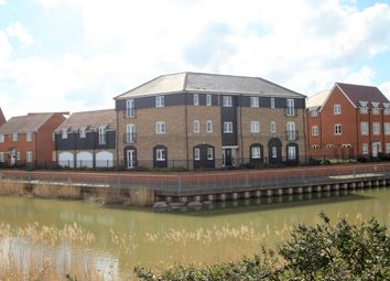 Thumbnail 2 bed flat to rent in Bluewater Quay, Wixams