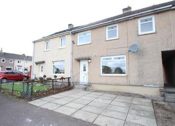 Thumbnail 3 bed terraced house for sale in Kelso Avenue, Lesmahagow, Lanark, South Lanarkshire