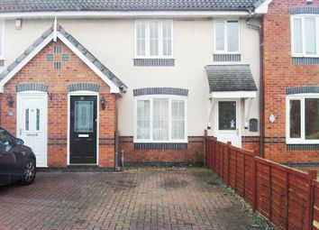 Thumbnail 2 bed town house for sale in Acacia Grove, Newcastle-Under-Lyme