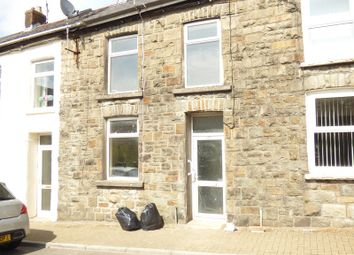 Thumbnail 2 bed terraced house to rent in Pembroke Terrace, Nantymoel, Bridgend.