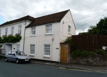 Thumbnail 2 bed semi-detached house to rent in Station Road, Kintbury, Hungerford
