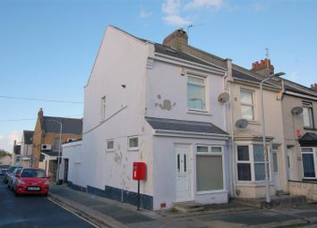 Thumbnail 2 bed end terrace house for sale in Victory Street, Keyham, Plymouth