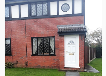 Thumbnail 2 bed semi-detached house to rent in Strathyre Close, Bispham, Blackpool