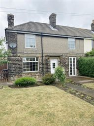 Thumbnail 3 bed semi-detached house to rent in The Square, Jos Lane, Shepley, Huddersfield