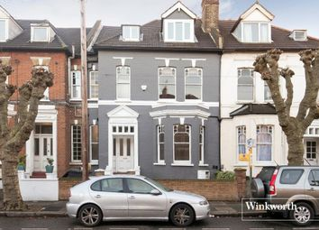 Thumbnail 3 bed flat to rent in Belmont Road, London