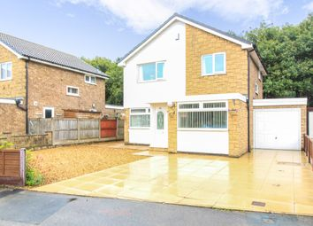 Thumbnail 4 bed detached house for sale in Ludlow Avenue, Garforth, Leeds