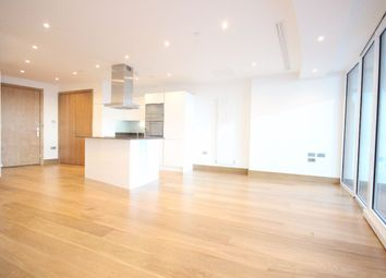 Thumbnail 2 bed flat to rent in Arena Tower, 25 Crossharbour Plaza, London