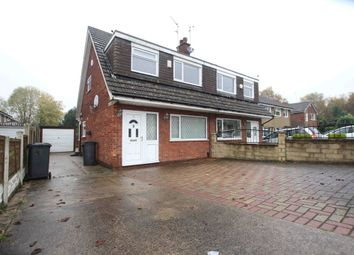Thumbnail 3 bed semi-detached house to rent in Sunningdale Way, Alwoodley, Leeds