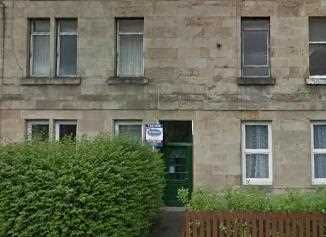 Thumbnail 2 bed flat for sale in Rosslea Drive, Glasgow, Glasgow