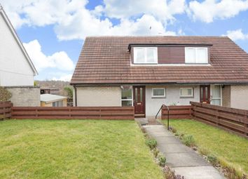 Thumbnail 3 bedroom semi-detached house for sale in 22 Park Crescent, Gifford