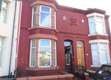 Thumbnail 2 bedroom terraced house for sale in Mildmay Road, Bootle