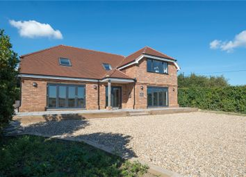 Thumbnail 4 bed detached house for sale in Old Roman Road, Martin Mill, Dover, Kent