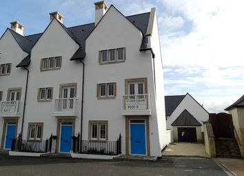 Thumbnail 3 bedroom end terrace house to rent in St John Way, Poundbury, Dorchester