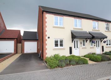 Thumbnail 4 bed semi-detached house for sale in Loachbrook Farm Way, Congleton