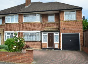 Thumbnail 4 bed semi-detached house for sale in Collins Drive, Ruislip, Middlesex