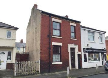 Thumbnail 4 bed end terrace house for sale in Cemetery Road, Preston, Lancashire