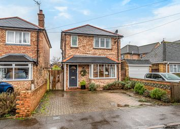 Thumbnail 3 bed detached house for sale in Silo Road, Godalming