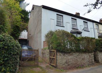 Thumbnail 4 bedroom semi-detached house to rent in Park Road, Hatherleigh, Okehampton