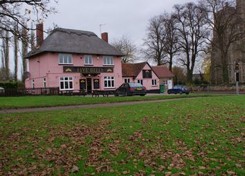 Thumbnail Pub/bar for sale in The Green, Cavendish
