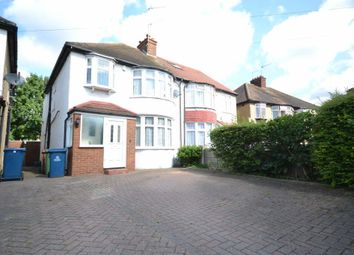 Thumbnail 3 bedroom property to rent in Grove Road, Pinner