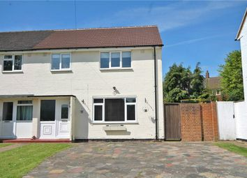 Thumbnail 3 bed semi-detached house for sale in Homefield Gardens, Tadworth
