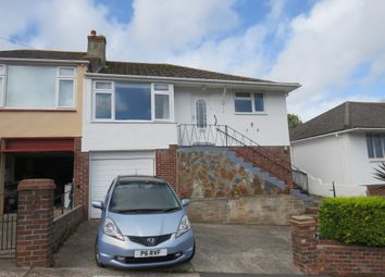 Thumbnail 2 bed semi-detached bungalow for sale in Greenlands Avenue, Paignton