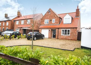 Thumbnail 4 bedroom detached house for sale in Donington Road, Horbling, Sleaford