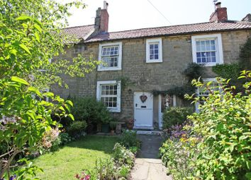 Thumbnail 2 bed cottage for sale in West Road, Melsonby, North Yorkshire