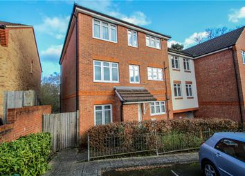 Thumbnail 2 bed maisonette for sale in Lorraine Road, Camberley, Surrey