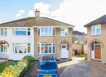 Thumbnail 3 bedroom semi-detached house to rent in Colterne Close, Headington, Oxford
