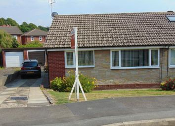 Thumbnail 3 bed semi-detached bungalow for sale in 24 Bracken Close, Springhead, Oldham