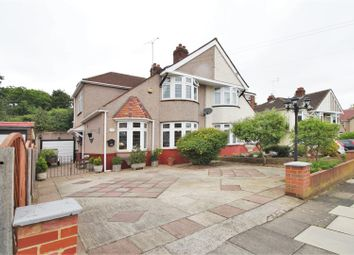 Thumbnail 3 bed semi-detached house for sale in Oxleas Close, Welling