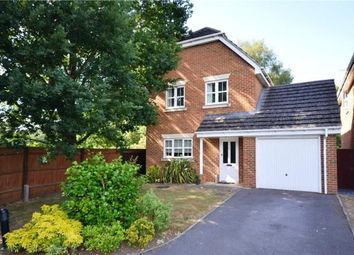 Thumbnail 4 bed detached house for sale in Mountbatten Mews, Camberley, Surrey