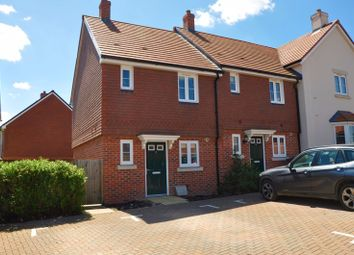 Thumbnail 2 bed end terrace house for sale in Telegraph Road, Andover