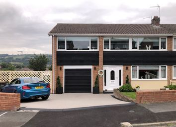 Thumbnail 4 bed semi-detached house for sale in Colepike Road, Lanchester