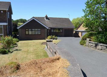 Thumbnail 3 bed detached bungalow for sale in Bagnall Road, Milton, Stoke-On-Trent