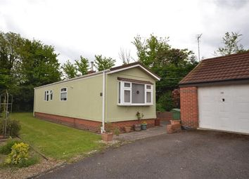 Thumbnail 2 bed bungalow for sale in Poplars Park, Dursley Road, Cambridge, Gloucester