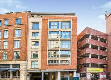 Thumbnail 2 bed flat for sale in Number One Fletcher Gate, Adams Walk, Nottingham, Nottinghamshire