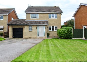 Thumbnail 4 bed detached house for sale in Airedale Avenue, Tickhill, Doncaster