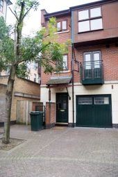 Thumbnail 3 bed town house to rent in Southey Mews, Victoria Docks, London