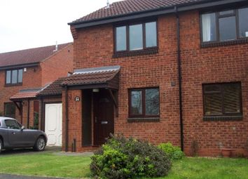 Thumbnail 2 bed semi-detached house to rent in Fledburgh Drive, Newhall, Sutton Coldfield