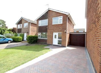 3 bed detached house to rent in Southwell Close, East Leake, Loughborough LE12