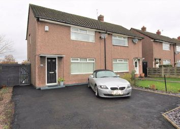Thumbnail 2 bed semi-detached house for sale in Harrogate Road, Reddish, Stockport