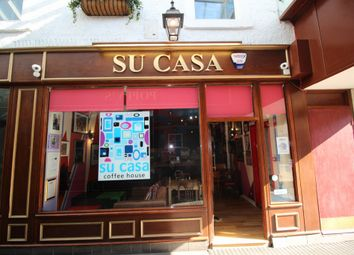 Thumbnail Restaurant/cafe to let in High Street, Unit 4, Lorne Arcade, Ayr