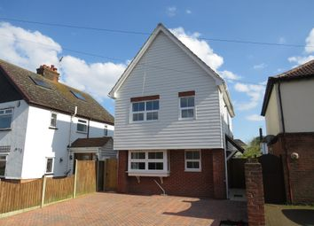Thumbnail 3 bed detached house for sale in Manor Lane, Dovercourt, Harwich