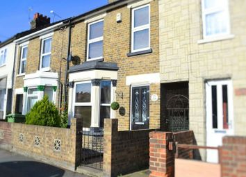 Thumbnail 3 bed terraced house for sale in Chalkwell Road, Sittingbourne