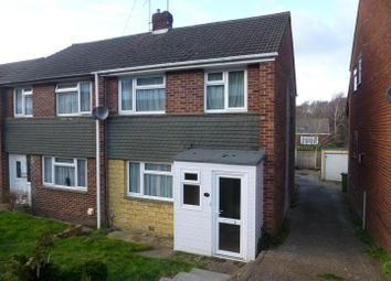Thumbnail 3 bedroom semi-detached house to rent in Crowther Close, Southampton