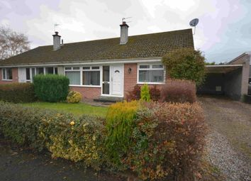 Thumbnail 2 bed semi-detached house to rent in Lochy Road, Inverness